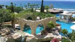 Отель pafiana heights luxury resort spa 4 (пафос, кипр): расположение, описание и отзывы туристов
