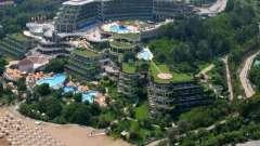 Отель «санрайз» (турция) - шикарный отдых на средиземноморском побережье