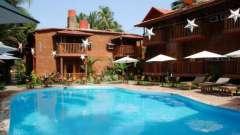 Отель sea breeze village 3* (гоа, индия): описание и фото
