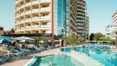 Отель smartline meridian 4* (солнечный берег, болгария): обзор, описание, номера и отзывы