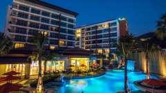 Отель the beach heights resort 4* (пхукет, таиланд): описание и фото