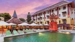 Отель the phulin resort 3* (таиланд/о. Пхукет): фото и отзывы туристов