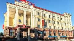 Отели омска. Лучшие условия проживания в городе