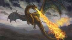 Откуда появляется и кому угрожает огненный змей? Славянская мифология