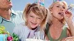 Отмечаем день рождения ребенка: конкурсная программа для детей