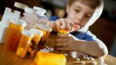 Отравление у детей: виды,симптомы, лечение