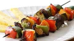 Овощи на мангале: лучшее сезонное блюдо