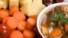 Овощи с мясом в горшочке в духовке - сытное и простое блюдо