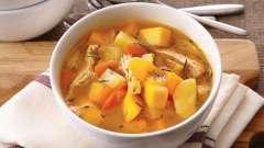 Овощное рагу с курицей в мультиварке - рецепты приготовления
