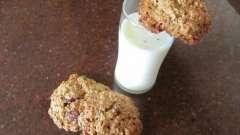 Овсяное печенье без муки: рецепт приготовления в домашних условиях