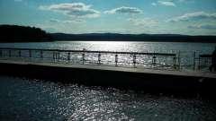 Озеро еланчик - лучшее место для отдыха и рыбалки