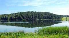 Озеро песчаное (алтайский край): описание водоема, отдых, рыбалка