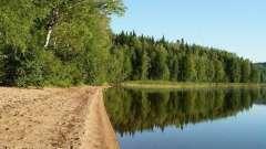 Озеро тиберкуль: описание и рыбалка