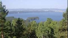 Озеро тургояк на южном урале