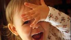 Пальчиковая гимнастика для малышей: делаем правильно