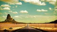 Панамериканское шоссе - самая длинная дорога в мире