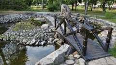 """Парк """"киото"""" - кусочек японии в украинской столице"""
