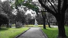 Парк речной вокзал, парк дружбы - красивейшие места для отдыха