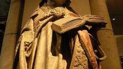 Патристика и схоластика – две вехи средневековой философии