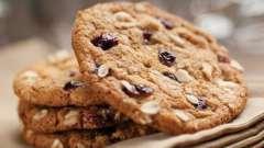 Печенье из овсянки, творога и банана низкокалорийное: лучшие рецепты