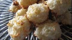 """Печенье """"кокосанка"""": рецепт с фото. Калорийность печенья """"кокосанка"""""""