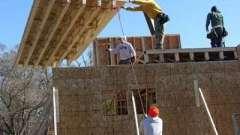 Перекрытие дома – важный элемент конструкции