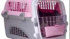 Переноска для кошки – как выбрать?