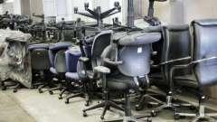 Перетяжка кресла офисного своими руками: особенности, инструкция и рекомендации