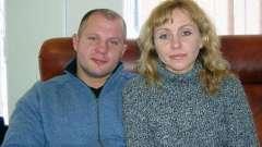 Первая и последняя жена федора емельяненко — оксана