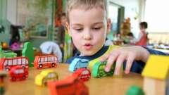 Первые дни в детском саду: как помочь ребенку адаптироваться