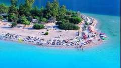 Песчаные пляжи турции. Лучшие места
