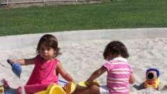 Песочная терапия для детей дошкольного возраста. Рисование песком