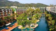 Phuket graceland resort & spa, phuket: описание отеля, отзывы