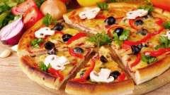 """Пицца в мультиварке """"редмонд"""" - сытное и быстрое блюдо"""