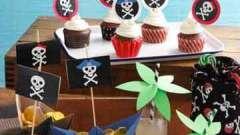 Пиратская вечеринка для детей - веселый и радостный праздник
