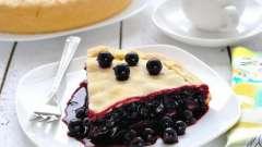 Пирог со смородиной в мультиварке: рецепт приготовления