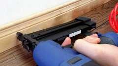 Пистолет строительный и его применение