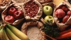 Питаемся правильно. Какие продукты относятся к углеводам?