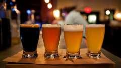 Пиво эль - прообраз современного пива