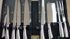 Пятнадцать имен, которые знает кухонный нож