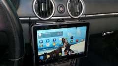 Планшет в авто: обзор, модели, характеристики и отзывы. Как установить планшет в авто