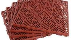 Пластиковая плитка для садовых дорожек: создаем гармоничный ландшафт