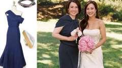 Платье на свадьбу для мамы невесты. Прихоть или строгий дресс-код?