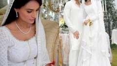 Платья для никаха - какой наряд выбрать невесте?