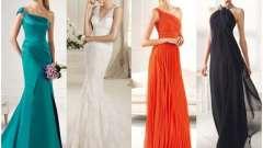 Платья на выпускной в греческом стиле – самый элегантный наряд