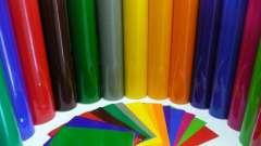 Пленки для стекла самоклеющиеся прозрачные, цветные, с узором