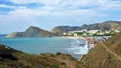 Пляжи орджоникидзе, крым: фото и отзывы