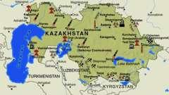 Площадь казахстана. Казахстан - площадь территории, особенности и характерные черты страны