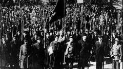 Площадь восстания: описание и история