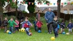 Почему подвижные игры в детском саду так важны?